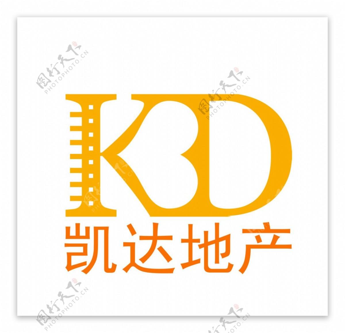 凯达地产标志图片